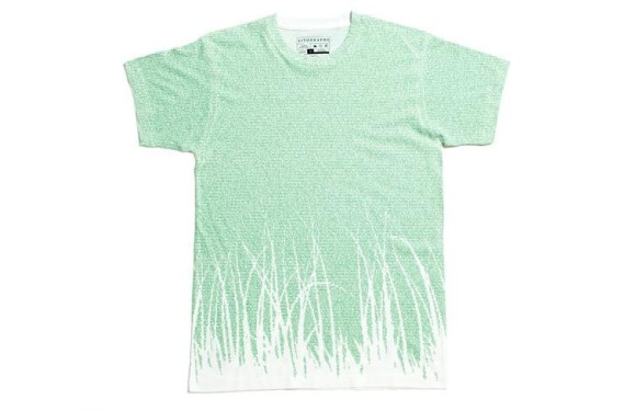 But so is the Leaves of Grass shirt. Almost as beautiful as Whitman's writing itself