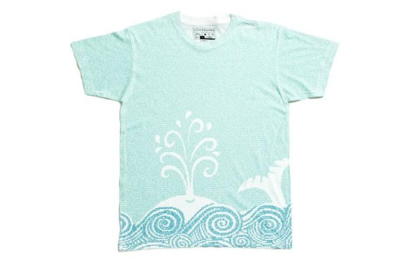 And the Moby Dick shirt is just beautiful.